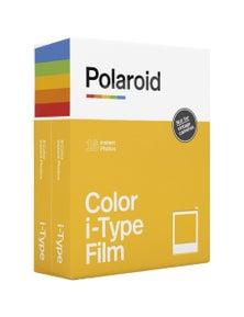 Polaroid i-Type Colour Film - Double Pack