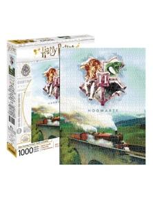 Harry Potter- Train 1000pc Puzzle