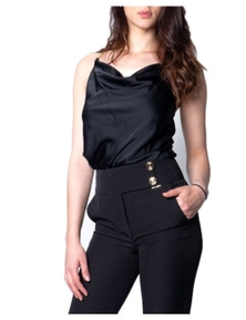 Ak Women's Top In Black