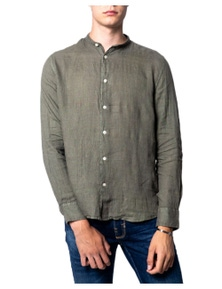 Brian Brome Men's Shirt In Green