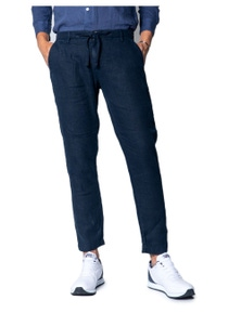Brian Brome Men's Trousers In Blue