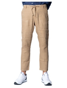 Brian Brome Men's Trousers In Beige