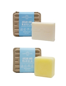 Earth Love Shampoo Bar and Conditioner Bar Duo