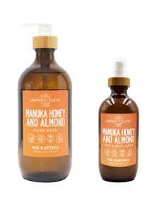 Earth Love Hand Wash and Hand & Body Lotion Duo