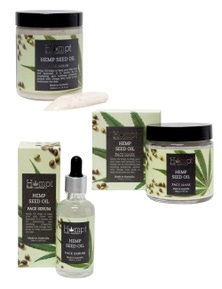 Hempt Face Pack Trio