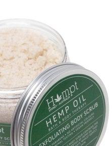 Hempt Shower Gel and Hempt Body Scrub Duo