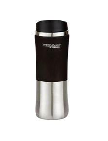 Thermos 300mL S/Steel Travel Tumbler w/Plastic Outside Sleeve