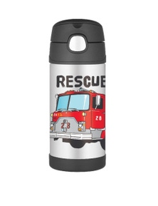 Thermos Stainless Steel Kids Firetruck Funtainer - Bottle