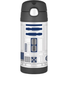 Thermos S/Steel Star Wars R2D2 Drink Bottle