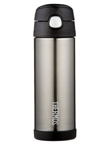 Thermos Funtainer Insulatd Drink Bottle Charcoal