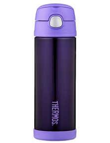 Thermos Funtainer Insulated Drink Bottle Purple