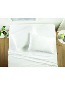 Sheridan Nashe Sheet Set 40cm Double Bed