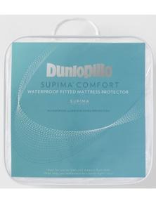 Dunlopillo Supima Comfort Waterproof Mattress Protector