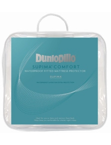 Dunlopillo Supima Comfort Waterproof Queen Mattress Protector