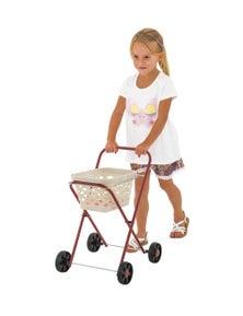 Orbit - Metal Clothes Trolley & Basket