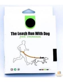 Adjustable Hands Free Dog Leash for Running Jogging Walking Waist Belt Lead New