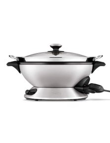 Breville Electric Wok With Steamer