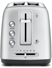 Breville The Toast Control 2 Slice Toaster Brushed Stainless Steel