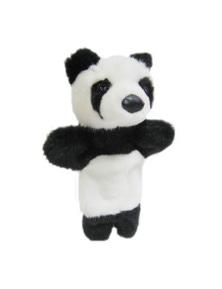 Korimco Panda Hand Puppet (D) Kids 25Cm Soft Toy 3Y+