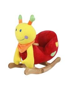 Korimco Rocking Snail Kids Ride On Toy