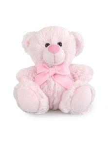 My Buddy Bear Pink Kids 16Cm Soft Bear Toy 3Y+