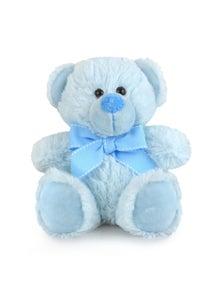 My Buddy Bear Blue Kids 16Cm Soft Bear Toy 3Y+