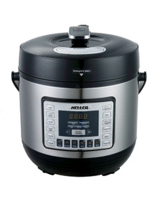 Heller HPC1000 6L Electric Digital Pressure Cooker