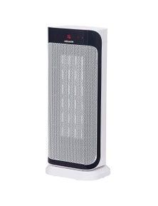 Heller 2000W Electric Oscillating Ceramic Fan Heater