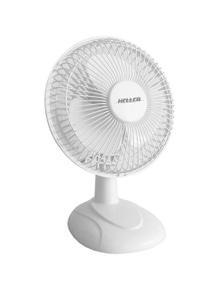 Heller 15Cm White Desk Fan