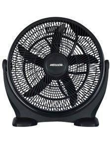 Heller 50Cm Black High Velocity Fan