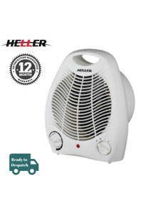 Heller 2000W Upright Fan Heater