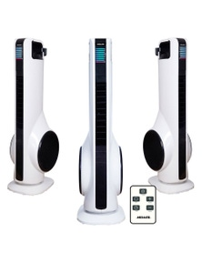 Heller 70Cm Turbo Tower Fan With Remote