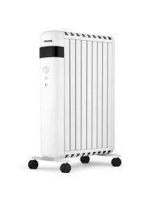 Heller 2000W Oil Free Column Heater - White