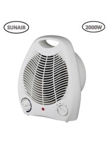 Sunair 2000W Portable Fan Assisted Upright Heater