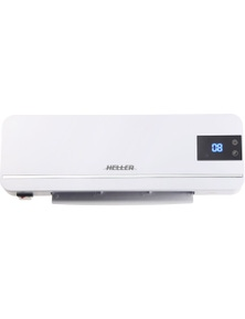Heller 2000W Ceramic Wall Heater With LED Display