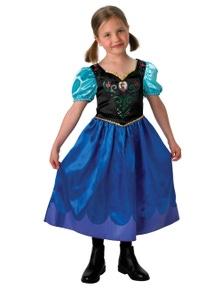 Rubies Anna Frozen Classic Childrens Costume