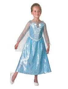 Rubies Elsa Frozen Musical Light Up Childrens Costume