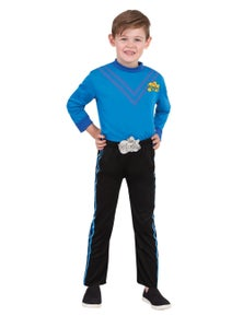Rubies Anthony Wiggle Deluxe Toddler Childrens Costume