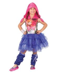 Rubies Anna Hooded Dress Childrens Costume