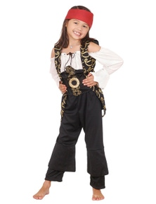 Rubies Angelica POTC Deluxe Childrens Costume