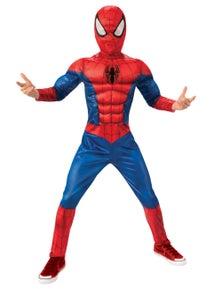 Rubies Spider-Man Deluxe Lenticular Childrens Costume