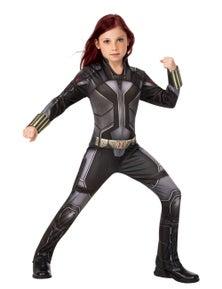 Rubies Black Widow Classic Childrens Costume