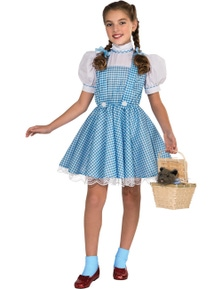 Rubies Dorothy Deluxe Childrens Costume