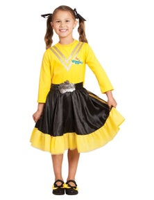Rubies Emma Wiggle Deluxe Toddler Childrens Costume