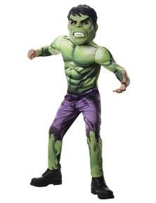 Rubies Hulk Deluxe Childrens Costume