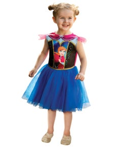 Rubies Anna Classic Toddler Childrens Costume