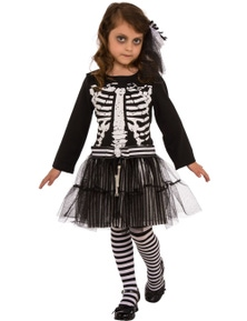 Rubies Little Skeleton Childrens Costume