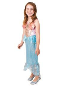 Rubies Ariel Ultimate Princess Dress Child