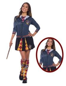 Rubies Gryffindor Costume Top Adult