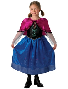 Rubies Anna Deluxe Frozen Childrens Costume
